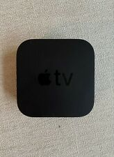 Apple TV HD 4th generation 32GB with cables and accessories