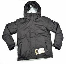 Quiksilver Mission Boys Jacket (12) Black