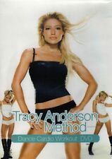 Cardio Dance EXERCISE DVD - THE TRACY ANDERSON METHOD - Dance Cardio Workout!