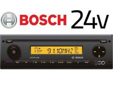 Bosch Dover USB40 multimedia 24v radio USB Aux input iPhone bus lorry tractor