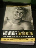 Tab Hunter Confidential:The Making of a Movie Star - Signed By Late Tab Hunter