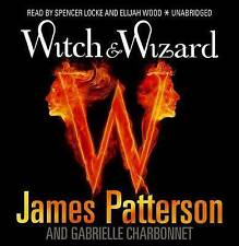 Witch & Wizard by James Patterson (CD-Audio, 2009 5 Discs) Unabridged
