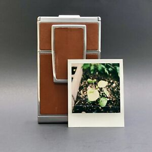 Polaroid SX-70 Land Camera - Tan - Tested And Working 📷