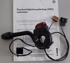 VW Passat B4 TDI Tempomat Nachrüstsatz neu GRA 35i 3A cruise speed control new