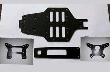 TAMIYA TOP FORCE Custom EVO STYLE in fibra di carbonio telaio Set