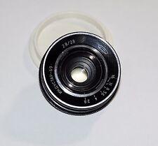 INDUSTAR 69 2.8/28 m39 f/2.8 28mm Wide Aangle M39 mirrorless infinity point #4