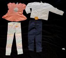 NWT Gymboree Baby Girl birthday SET, 4 pcs lot Outfits, sz  3T