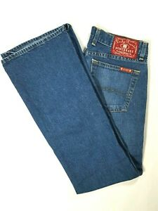 LUCKY BRAND DREAM JEAN Low Rise Bootcut Jeans Medium Wash BUTTON FLY Size 4 S