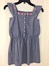 Gymboree Pinwheel Dress Girl Size 8 Pastel Colors Spring Dress