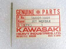 Kawasaki NOS NEW  16009-1009 Jet Needle 5CN15 KZ KZ1000 MKII Z1R 1978-80