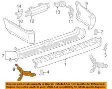TOYOTA OEM 99-02 4Runner Rear Bumper-Mount Arm Left 5201635020