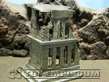 """""""RETIRED"""" Build-a-Rama 1:32 Hand Painted WWII Church Ruin w/Roof"""