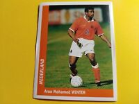 FIGURINA DS STICKER FRANCE 98 n°204 WINTER NEDERLAND OLANDA NEW