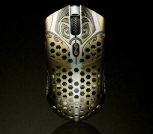 FinalMouse Starlight-12 Legendary Mouse of Achilles Gold Small IN HAND