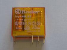Relé de enganche buscador Interruptor DPDT no, PCB/Plug-in, Bobina de 24VAC, 8 A, 40.52.8.024.0000