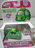Shopkins Cutie Cars 18 Jelly Joyride Die-Cast Car & Mini Shopkin Moose Toys