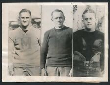 1922 THE ROMNEY BROTHERS Legendary Football Family Vintage Photo