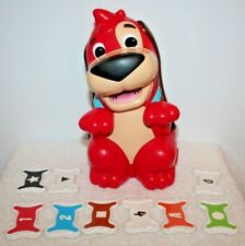 MATTEL 2009 RED ROVER Dog Interactive Preschool Game Talking Dog Educational Toy