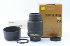 Nikon AF-S Nikkor 55-200mm f4-5.6G Ⅱ ED VR DX Near Mint!