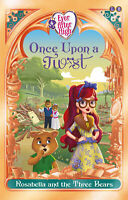 Ever After High: Rosabella and the Three Bears 'Once Upon a Twist Book 3 Mattel