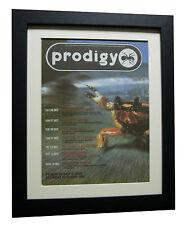 PRODIGY+Fat+Land+TOUR+POSTER+AD+RARE+ORIGINAL+1997+FRAMED+EXPRESS GLOBAL SHIP