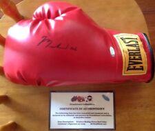 Muhammad Ali Signed Boxing Glove With COA & Holgram.