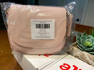 Jennifer Lopez Crossbody Pink Hand Bag NEW