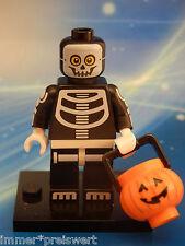 Mann im Skelett Kostüm - Sammelfigur - Serie 14 Monster - NEU 71010
