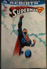 Superman Sonderband Nr. 1:  Sohn von Superman als Variant Cover. Panini / DC