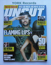 UNCUT MAGAZINE - Issue 107 April 2006 - The Flaming Lips / Cosmic American Music