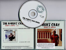 ROBERT CRAY Baby's Arms 2001 US 1-track promo CD