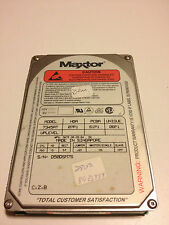 Maxtor 7000 Series 7345AT 345MB 3600RPM IDE HDD TESTED