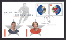 Canada  # 1935 ab   NHL ALL STARS      New 2002 Unaddressed