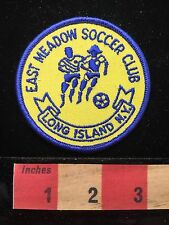 Vtg East Meadow Soccer Club Long Island New York Soccer Patch C658
