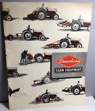 RARE 1948 DEARBORN (FORD) FARM EQUIPMENT BROCHURE CATALOG IMPLEMENTS