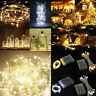 20/30/50/100 LED String Copper Wire Fairy Lights Battery Powered Waterproof DIY