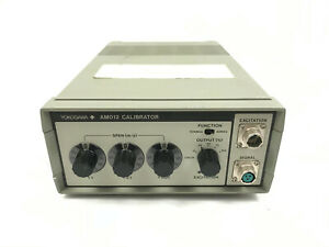 Yokogawa AM012 Calibrator For Yokogawa AM11 Magnetic Flowmeter