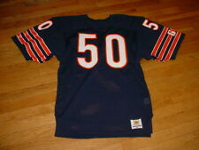 Vtg MacGregor Sand-Knit Chicago Bears Mike Singletary Football Game Jersey Mint!