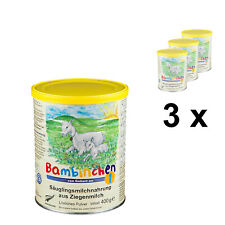 Bambinchen 1 - Babynahrung bis 6 Mon. 3x400g