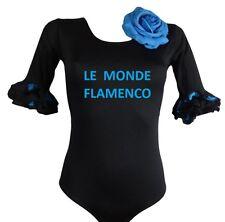BODY  FEMME/ADO   FLAMENCO/ SEVILLANE  N/AZUL