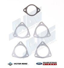08-10 Ford 6.4 6.4L Powerstroke Diesel Left & Right Turbo Exhaust Pipe Gaskets