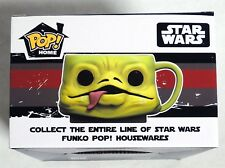 Esz4481. Pop Home Star Wars Jabba The Hutt Ceramic Mug Smuggler's Bounty Funko @