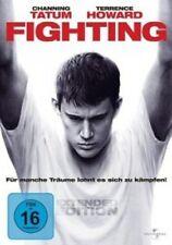 FIGHTING-DVD NEU CHANNING TATUM,TERRENCE HOWARD,ZULAY HENAO,REGIE:DITO MONTIEL