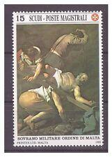 SMOM 1988 -  CARAVAGGIO -  NUOVO  **