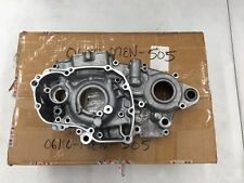 NEW OEM 04 2004 HONDA CRF450R CRF 450 LEFT SIDE CASE CRANKCASE 06110-MEN-505
