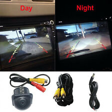 "170° Mini Color CCD Reverse Backup Car Front Rear View Camera Kit Night Vision """