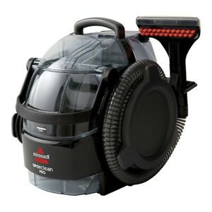 New BISSELL SpotClean Black Portable Carpet Cleaner 3624