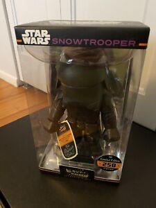 Funko Hikari First Order Snowtrooper Iron Age Star Wars Vinyl Figure LE 250
