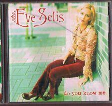 Eve Selis - Do You Know Me CD