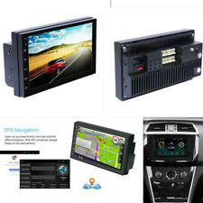 """Car MP5 7"""" Stereo Android GPS Player 2Din Multimedia Bluetooth AM/FM Radio WiFi"""